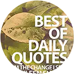 Best of daily quotes book
